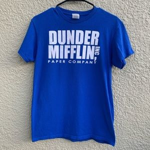 The office t shirt